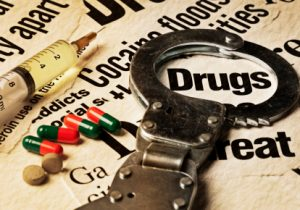 drugs and crime stats
